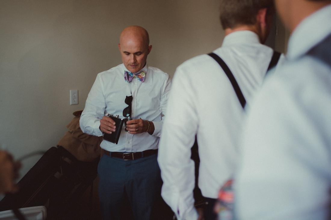 Lake Tahoe California Wedding Photographer father of the bride photo