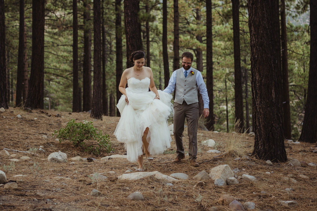 Galena Creek Hatchery husband and wife photo