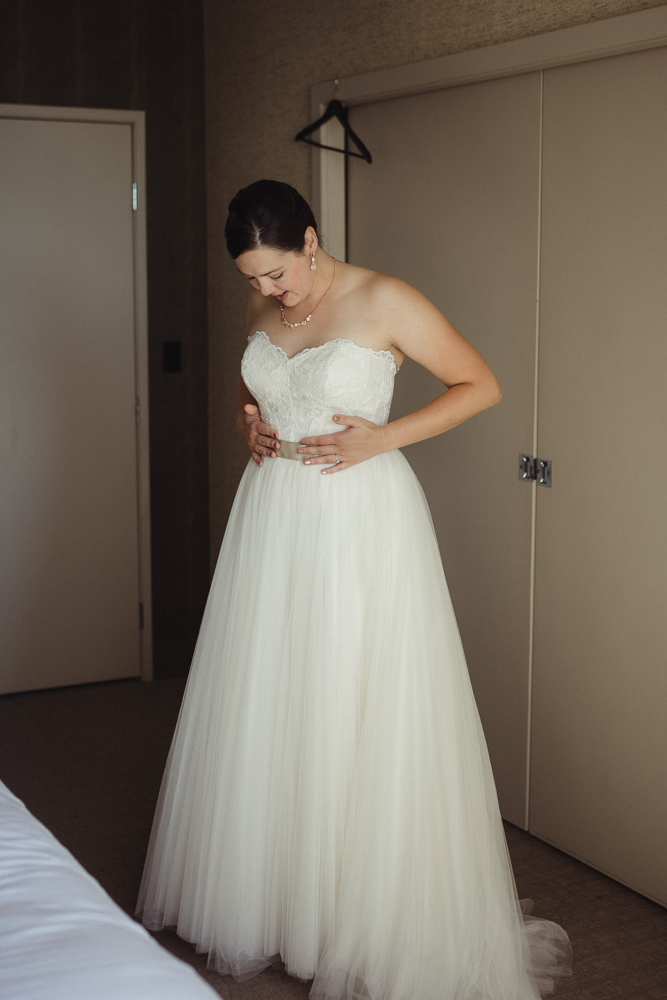 Grand Sierra Resort bride photo