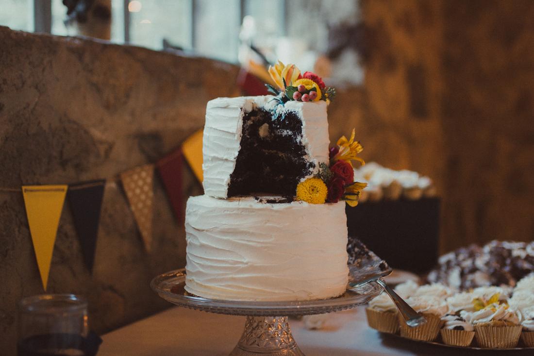 Galena Creek Hatchery cake photo, cake by Delicious Design's