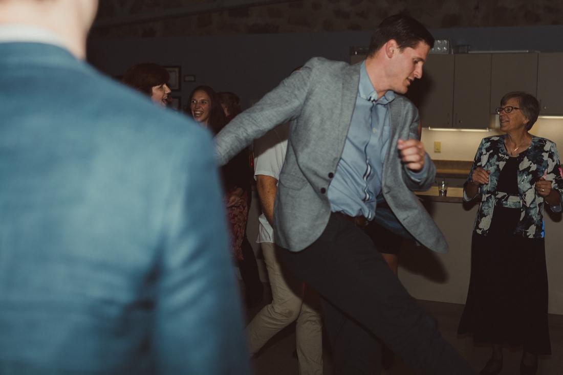 Galena Creek Hatchery dance off photo