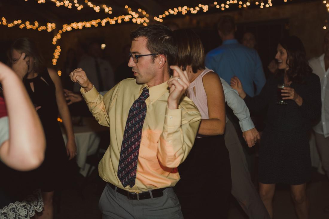 Galena Creek Hatchery guests dancing photo