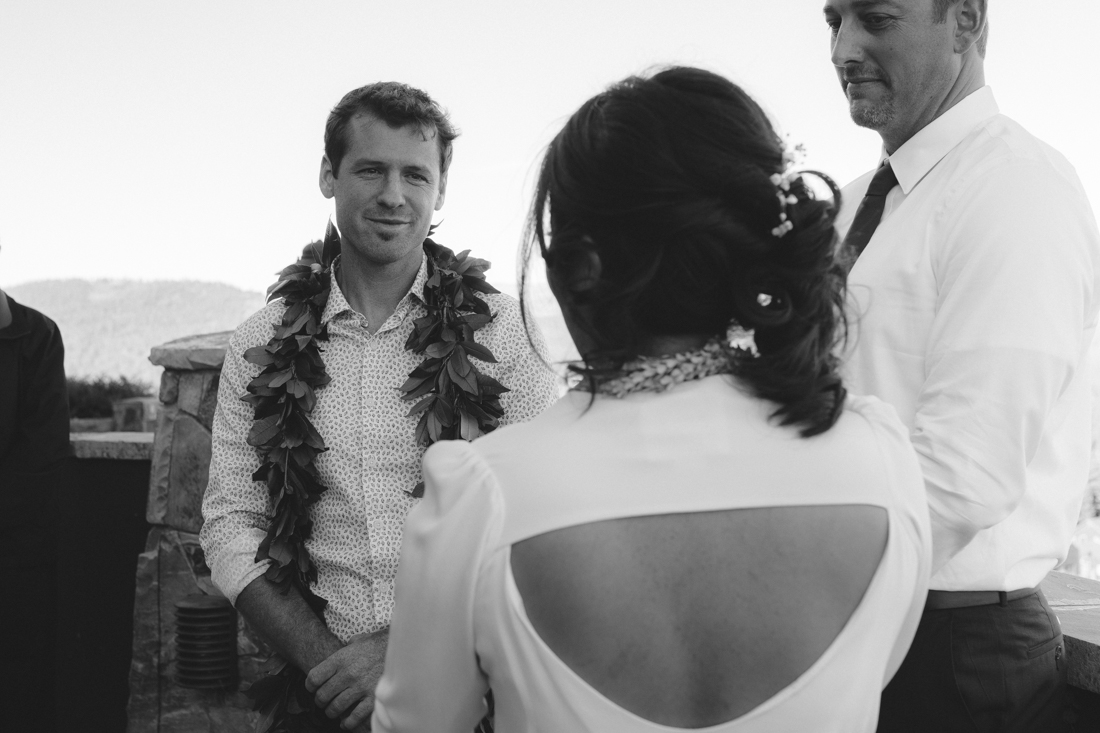 North Tahoe Lodge venue ceremony photo