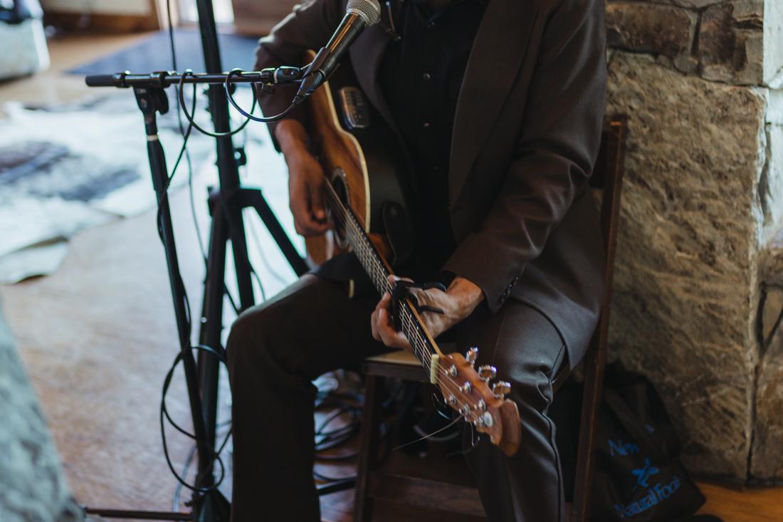 North Tahoe Lodge Aaron Oropeza performing photo