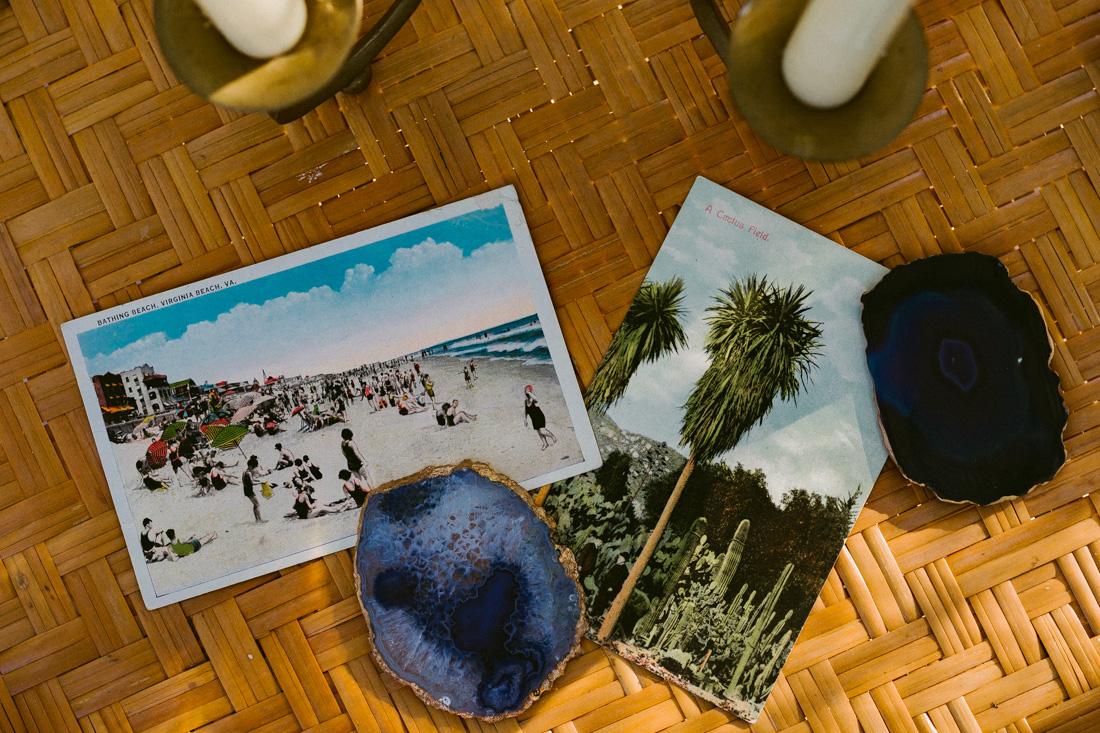 boho postcards photo