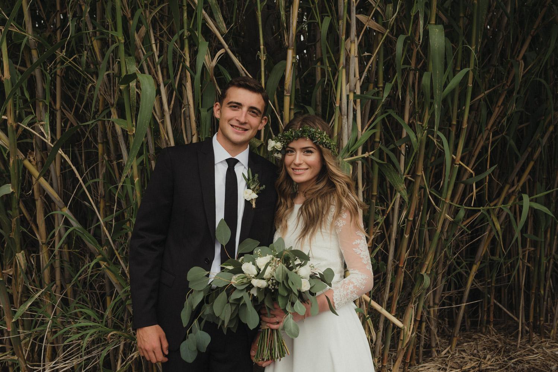 Vacaville wedding couples photo