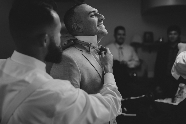 Tannenbaum Reno Wedding best groom photo