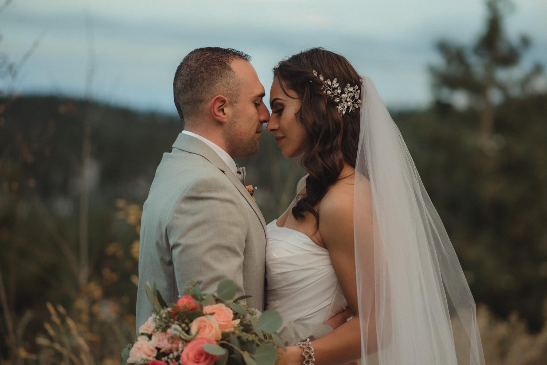 Tannenbaum Reno Venue Wedding couples photo