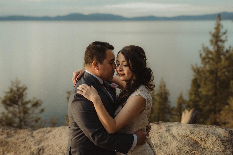 Logan Shoals elopement photo