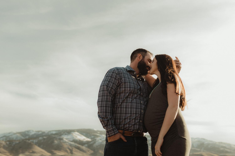 Desert couples photo