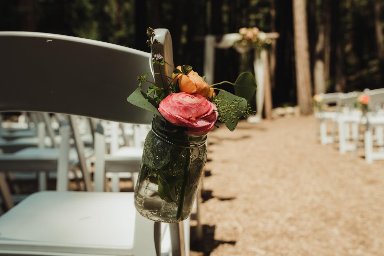 Twenty Mile House wedding flowers photo