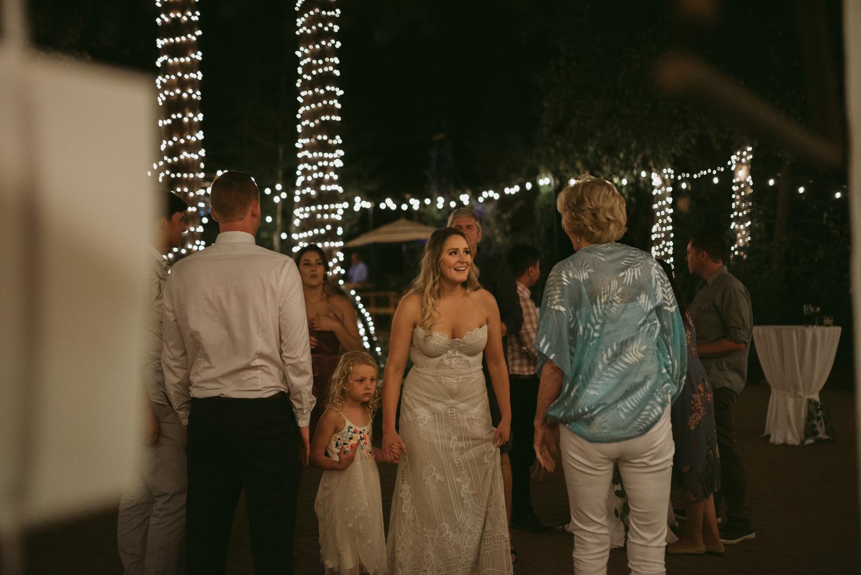Twenty Mile House wedding party photo