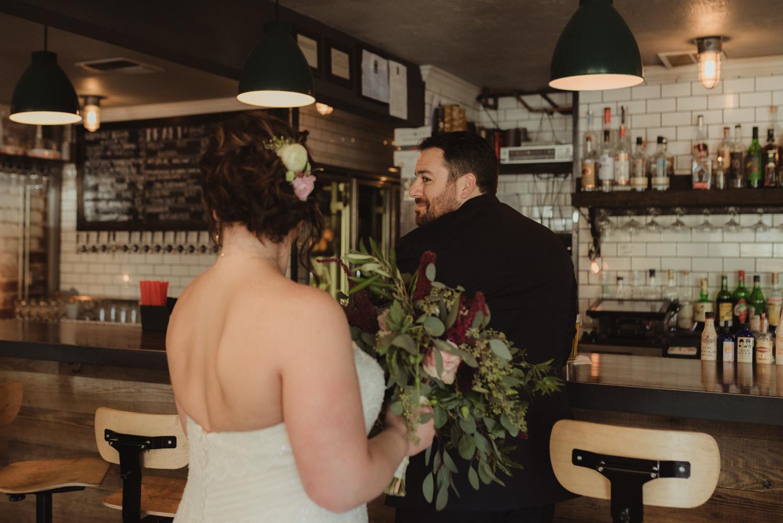 Reno Public House wedding photo