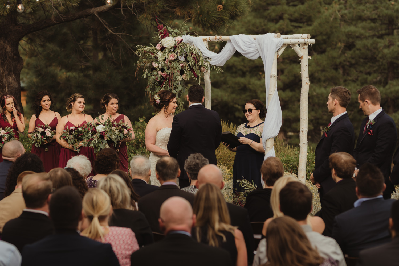tannenbaum wedding venue ceremony photo