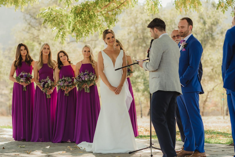 Triple S Ranch Wedding Venue, ceremony photo