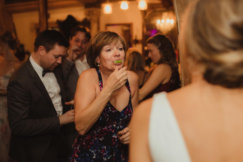 Triple S Ranch Wedding Venue, brides mom dancing photo