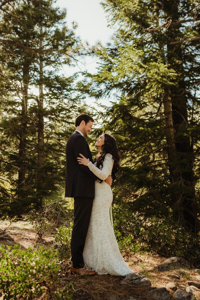 City Hall elopement in Reno photo