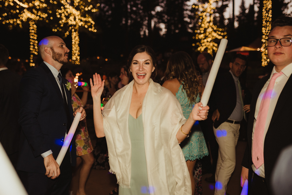 Martis Camp Wedding, MOH photo