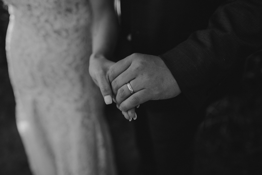 Lake Tahoe Elopement, photo of groom's ring