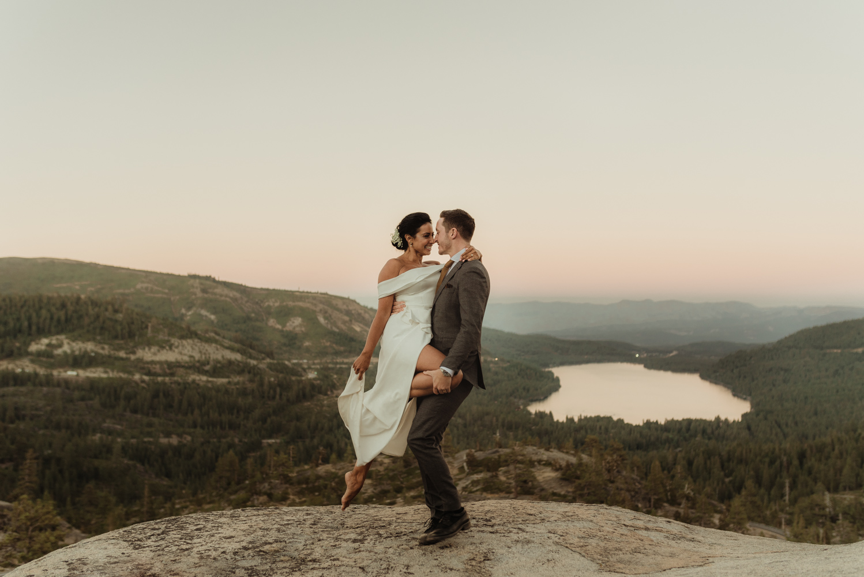 Donner lake elopement