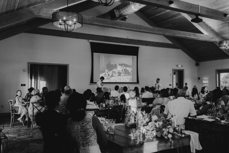 Rush Creek Lodge Wedding, slideshow photo