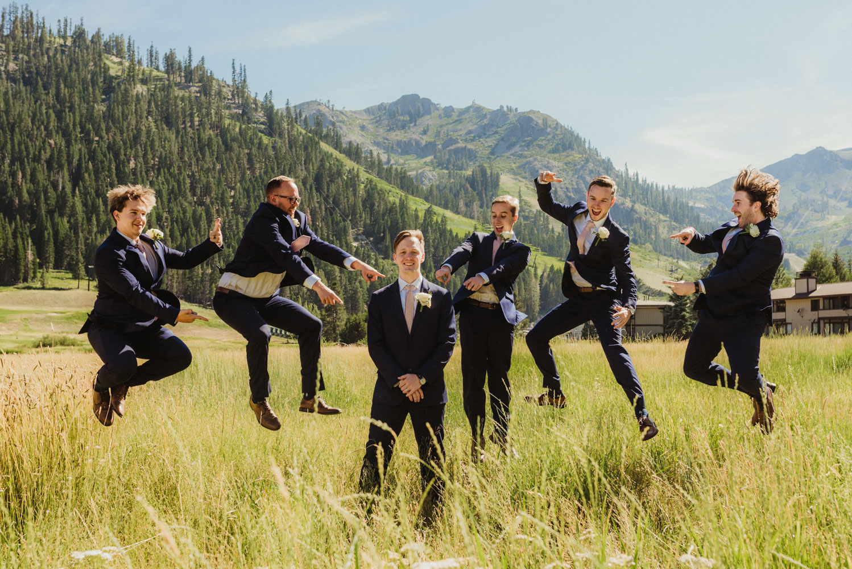 Hellman-Erman Mansion Wedding, photo of groomsmen