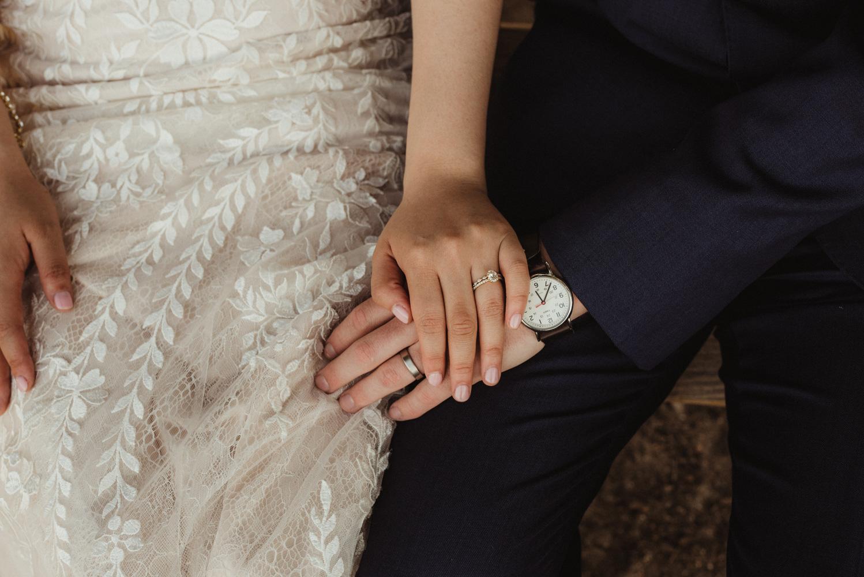 Hellman-Erman Mansion Wedding, photo of couples details