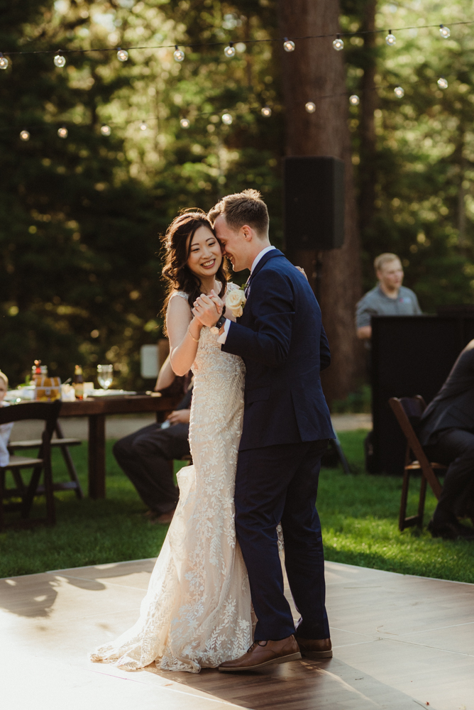 Hellman-Erman Mansion Wedding, photo of bride during her first dance