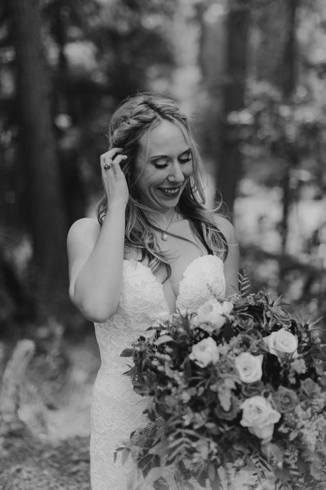 Twenty Mile House Wedding Photographer,  photo of Irene