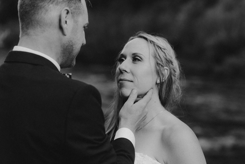 Twenty Mile House Wedding Photographer photo of bride