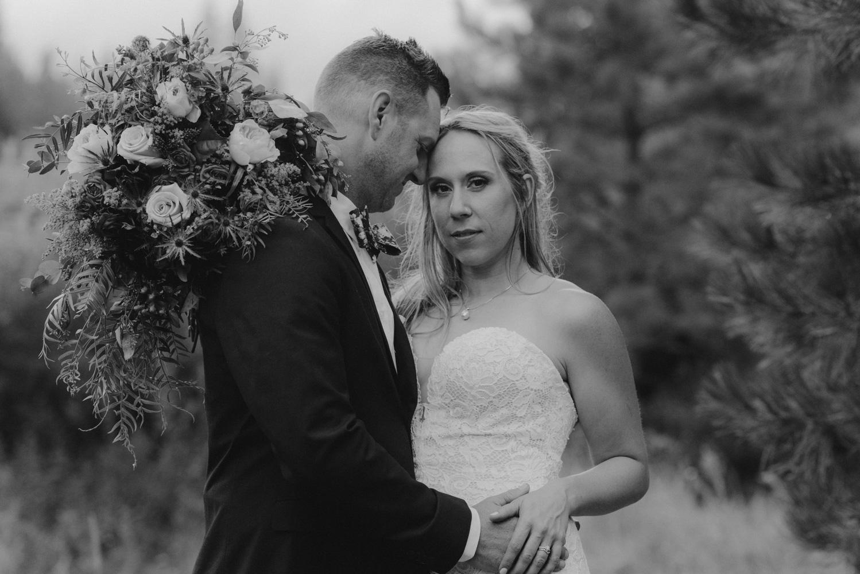 Twenty Mile House Wedding Photographer, couples photos during sunset