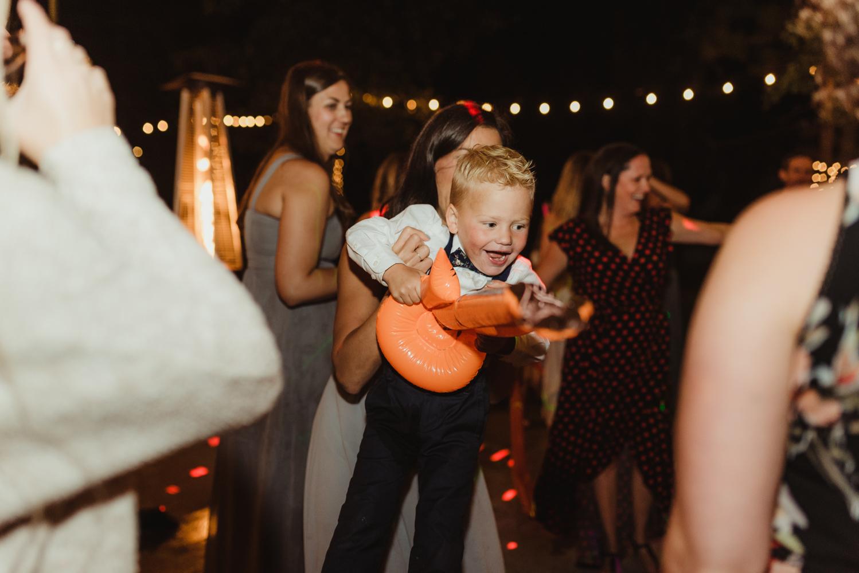 Twenty Mile House Wedding Photographer, photo of a kid at a wedding
