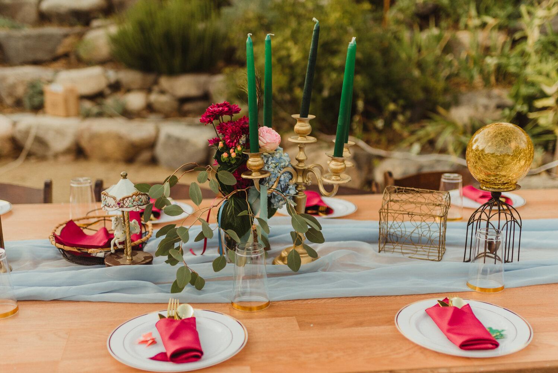 River School Farm Wedding, eclectic themed wedding decor inspiration