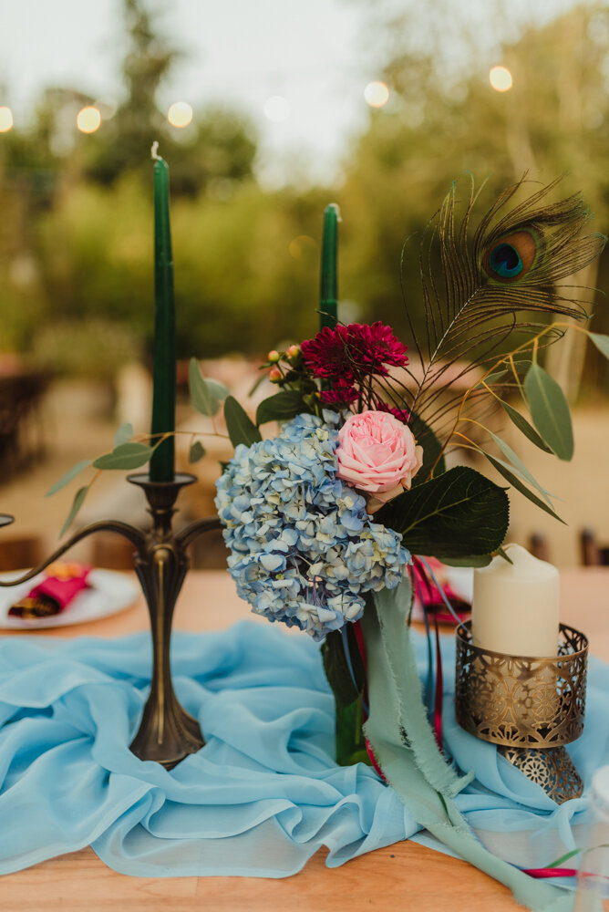 River School Farm Wedding, eclectic themed wedding inspiration