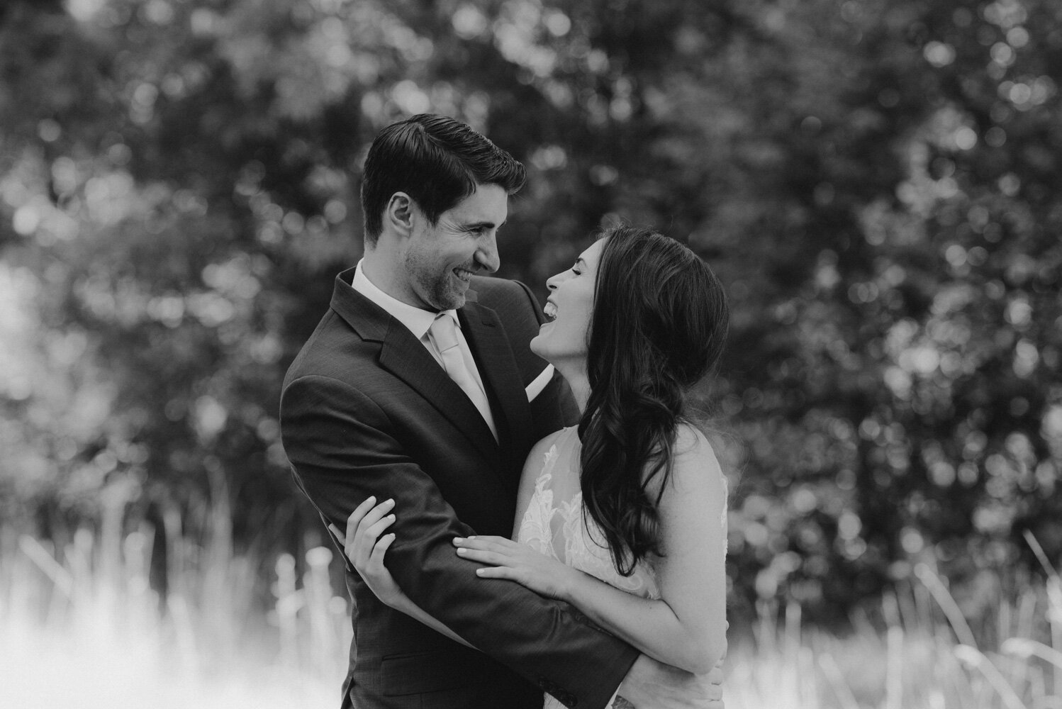 The Chateau Incline Village Wedding, photo of couple hugging