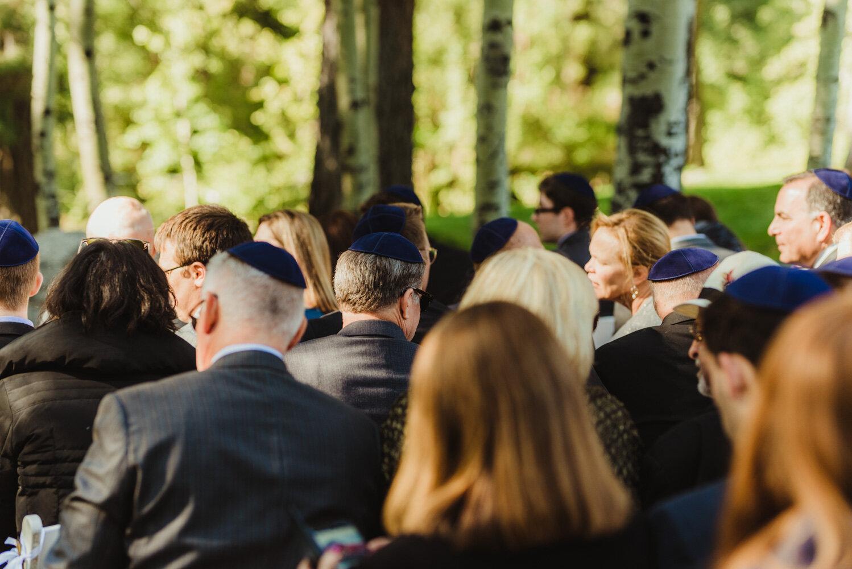 The Chateau Incline Village Wedding, jewish wedding hat photo