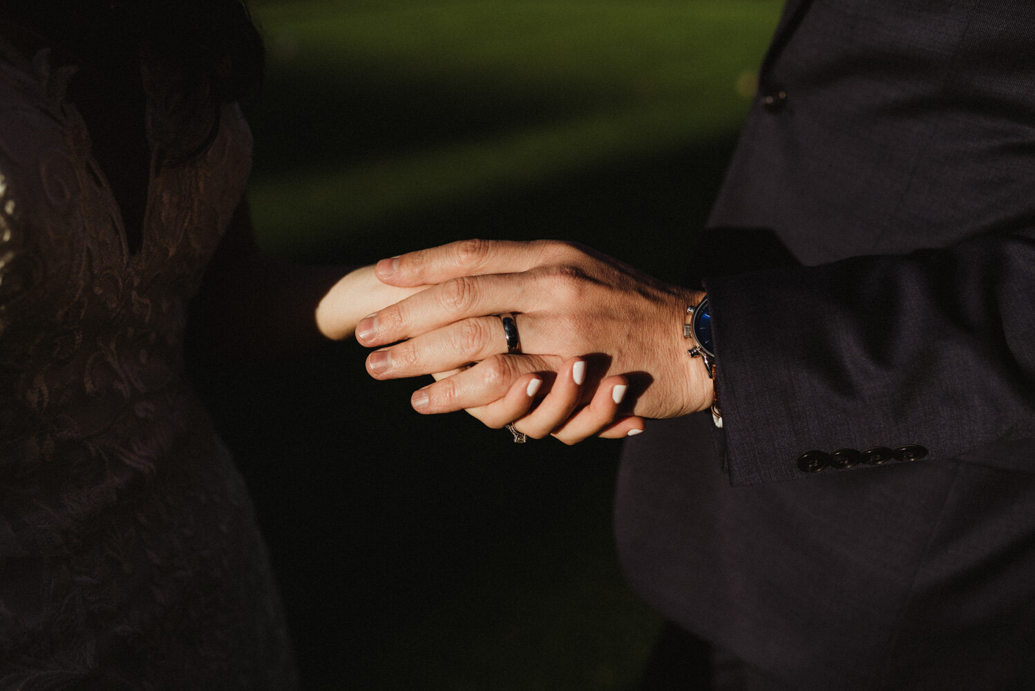 The Chateau Incline Village Wedding, jewish wedding photographer, photo of grooms ring