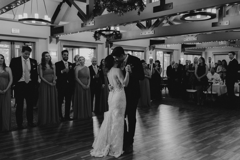 The Chateau Incline Village Wedding, jewish wedding photographer, first dance