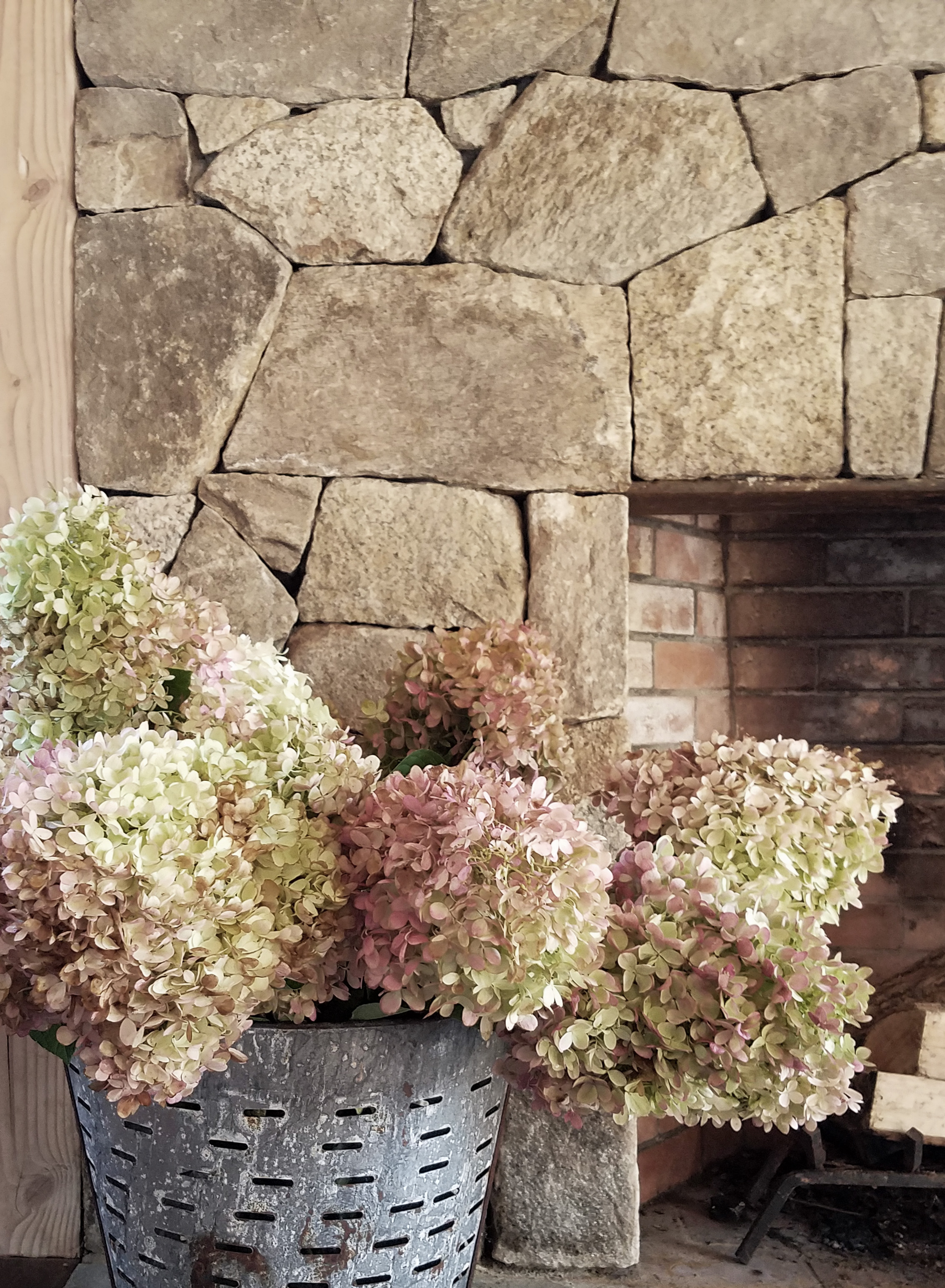 Fireplace Stone & Flower Close Up.jpg