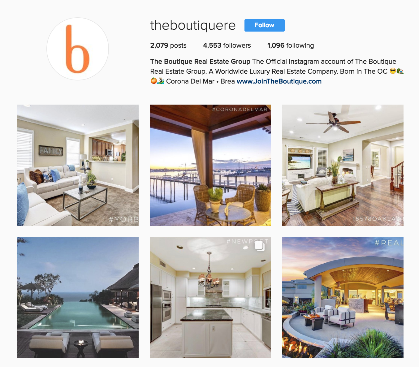 the boutique re instagram