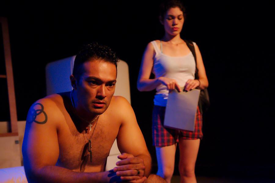 Benito and Gabriela