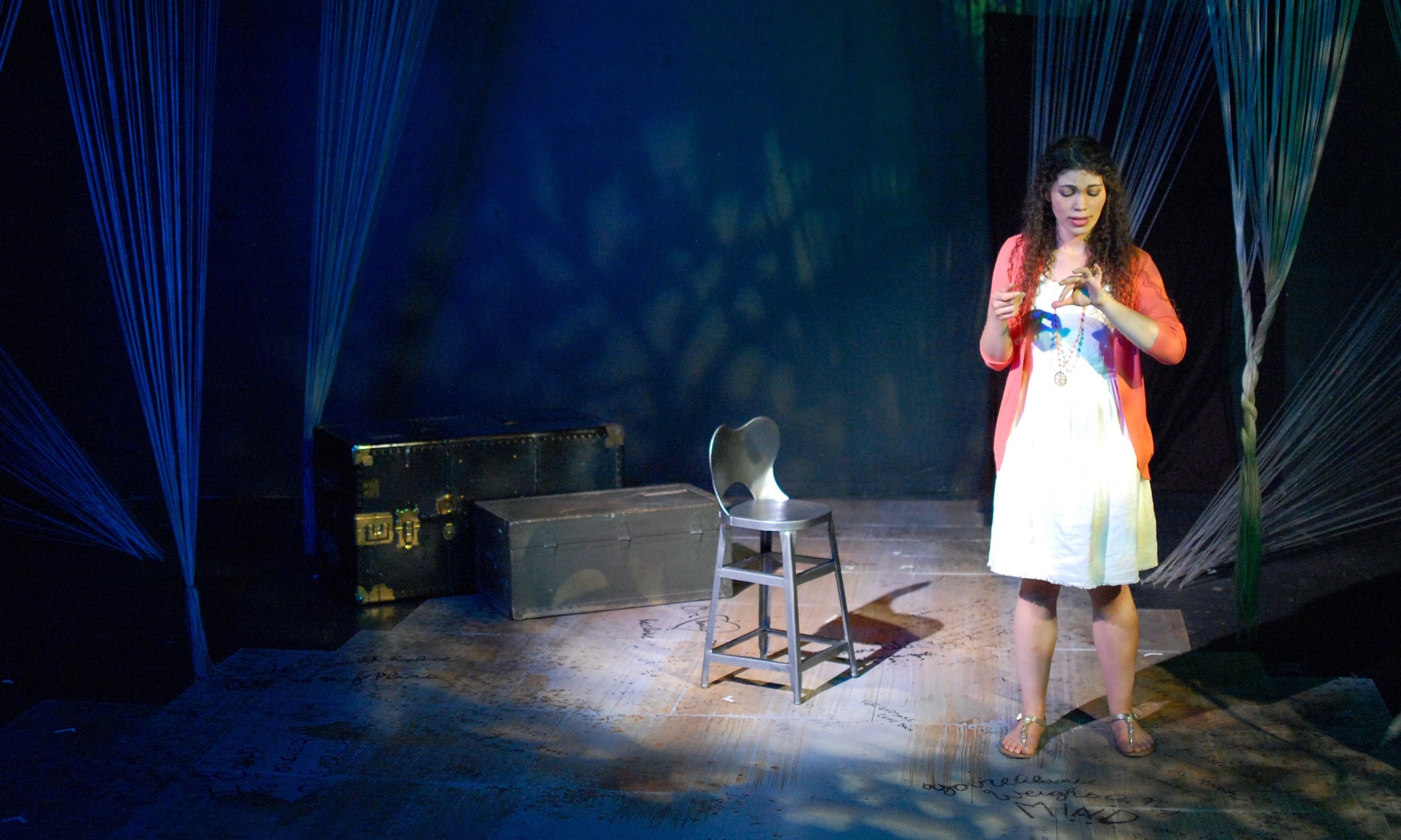 Eurydice contemplates marriage