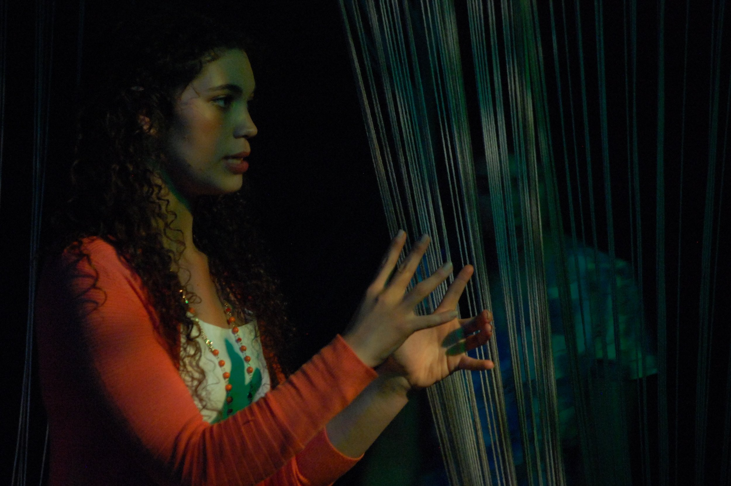 Eurydice searches for the truth