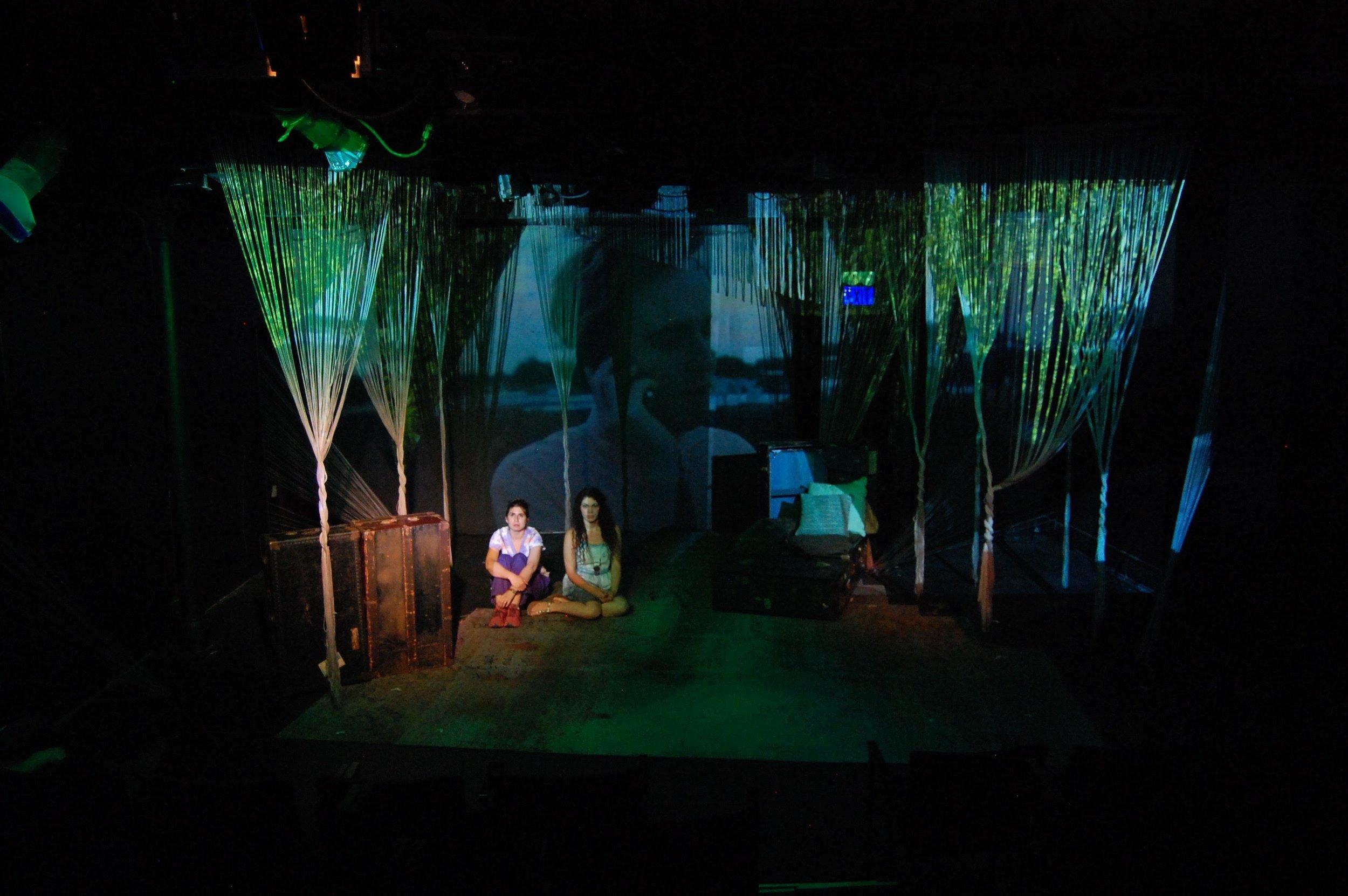Eurydice releases Orpheus