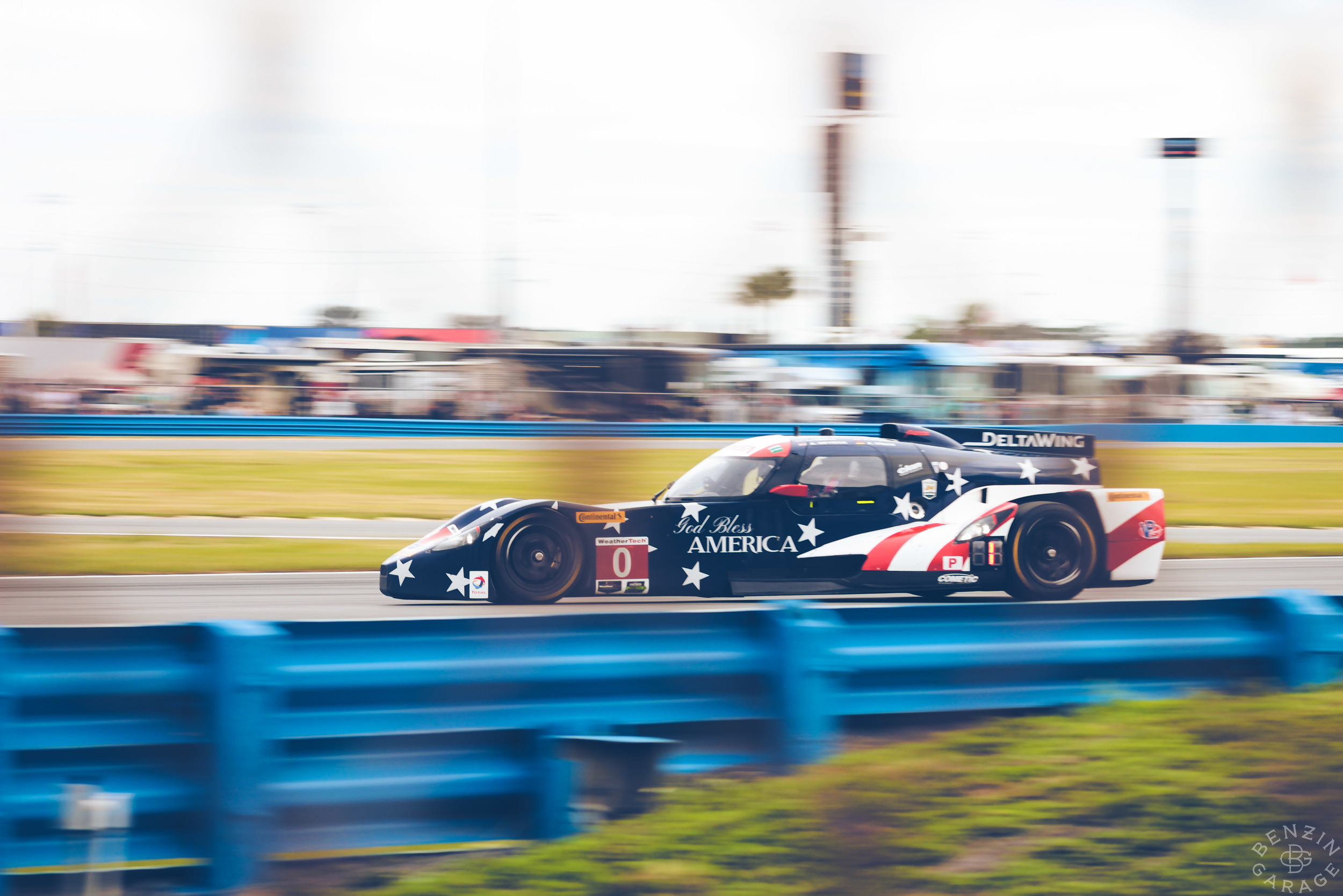 I can't believe I'm saying this, but the DeltaWing had me a little worried...