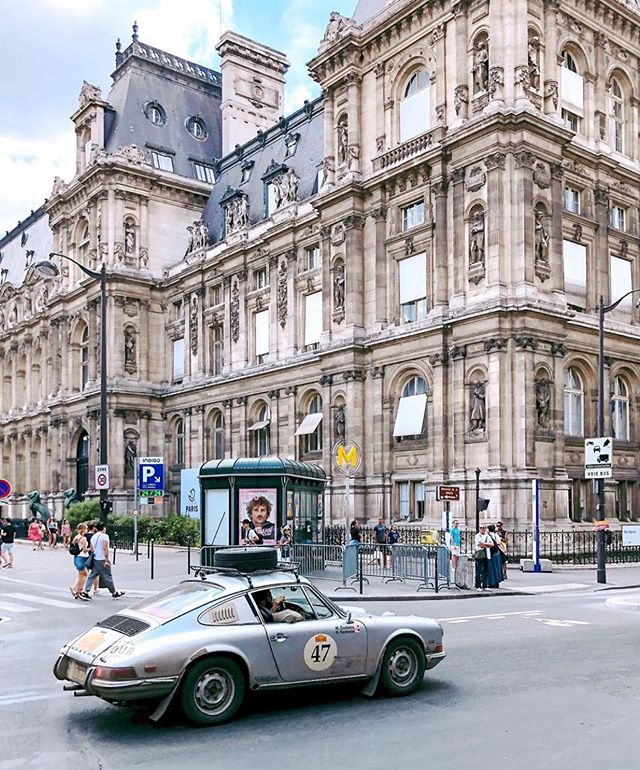 The lads at @fourtillfour just completed @endurorallyera 's Peking to Paris Rally (over 9,500 miles) in their '68 912.  Photo by @journeesdautomne  #Porsche #912 #Luftgekült #PekingtoParis #Classic #Vintage #Rally #ClassicRally #BenzinandCo #BenzinRacing #PekingtoParis2019 #FourtillFour #DriveTastefully