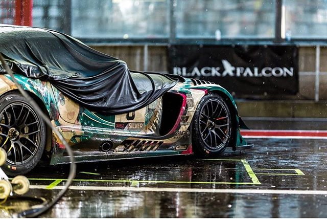 The 24 Hours of Spa has been one action packed race! Has the @blancpaingtseries become the most entertaining series to watch?  Photo by @chrisfraysphotography  #mercedesbenz #AMG #AMGGT #GT3 #BlackFalcon #BlancpainGT #spafrancorchamps #Spa24h #BenzinGarage #BenzinRacing #BenzinGarage #RedFlag