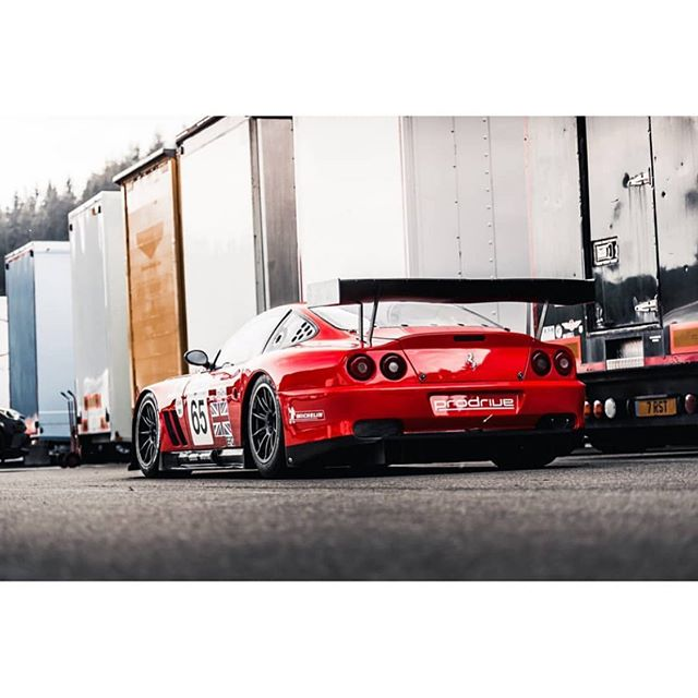 550 GT1 at the Spa Classic Photo by @saens_loyson  #Ferrari #550GT1 #F550 #spafrancorchamps #SpaClassic #GTLegends #Classic #BenzinGarage #BenzinRacing #BenzinandCo #DriveTastefully #RaceTastefully #Maranello