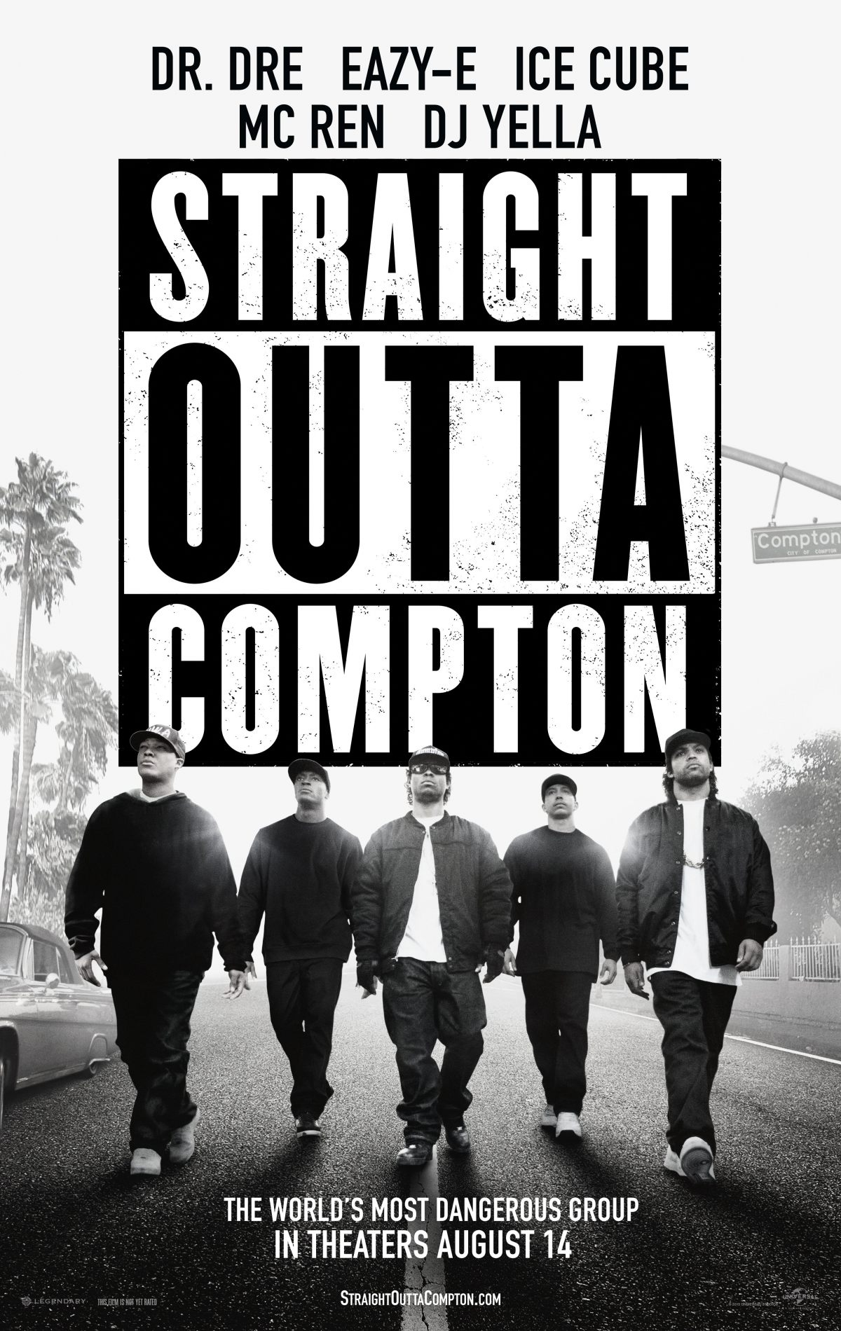 Watch the Straight Outta Compton trailer  here .