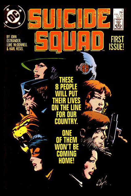 Suicide Squad's First Series Vol.1 (1987)